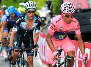Esta es la delegación colombiana que buscará la gloria en la Vuelta a España