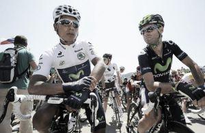"""Valverde: """"Nairo Quintana tiene piernas para ganar el Tour"""""""