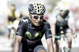 """Nairo Quintana: """"Poco a poco voy cogiendo el ritmo"""""""
