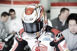 Nakagami lidera unos libres de Moto2 muy igualados