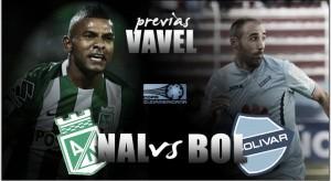Previa Atlético Nacional - Club Bolívar: 'verdolagas' y 'celestes' por el sueño de octavos