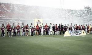 Historial Atlético Nacional - DIM: 289 emociones a rojo y verde