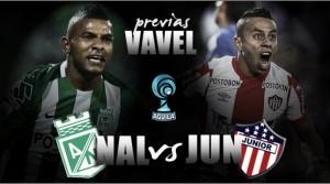 Junior – Atlético Nacional: A todo o nada por la Copa