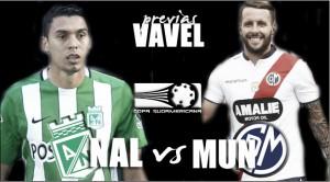 Previa Atlético Nacional - Deportivo Municipal: El Campeón de América vuelve a casa