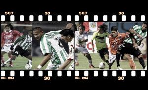 Historial Atlético Nacional contra equipos peruanos en Copa Sudamericana