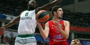 Eurolega - De Colo e Vorontsevich risolvono il rebus Panathinaikos. Non basta Nichols per i greci