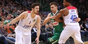 Resumen CSKA Moscú vs Zalgiris Kaunas en Euroliga 2018