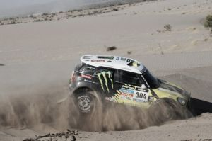 Dakar 2014: una de cal y otra de arena