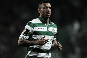 Breve pero intenso paso de Nani por Lisboa