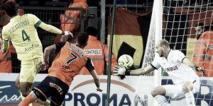 Humillante derrota del Nantes ante el Montpellier