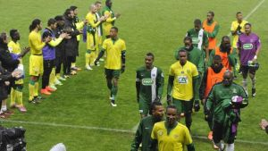 CDF : Club Franciscain (DH Martinique) sort avec les honneurs