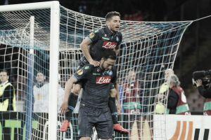 Napoli, è semifinale: al San Paolo è 2-2 con il Wolfsburg