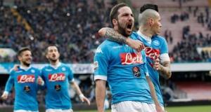 L'urlo del Napoli a passo di record: sono otto. Higuain non si ferma più