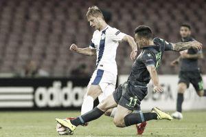 Napoli 1-1 Dnipro: Ukrainians manage smash-and-grab draw