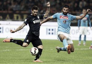 Napoli - Inter: dentro o fuori