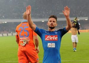 Risultato Napoli - Sassuolo in diretta, LIVE Serie A 2017/18 - Allan, Falcinelli, Insigne, Mertens! (3-1)