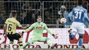 Diretta Napoli-Young Boys: risultati live di Europa League 2014