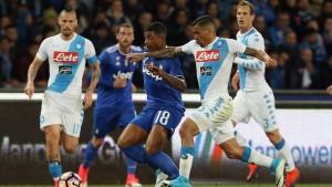 Napoli a caccia della rimonta: Milik per scardinare la Juventus