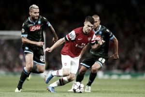 Nápoles - Arsenal: ser o no ser