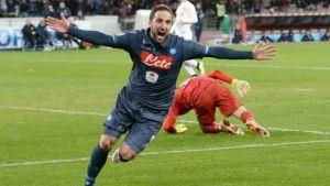 Nápoles e Inter repiten la misma historia