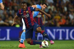 Barcelona 0 Napoli 1 - Review
