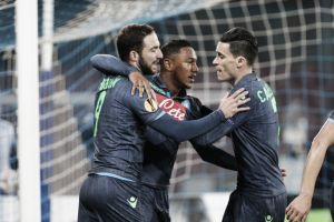 Diretta Dinamo Mosca-Napoli, Live risultato partita Europa League (0-0)