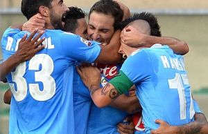 Live Slovan Bratislava - Napoli, Diretta Europa League