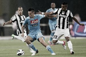 Diretta Napoli - Juventus, risultati live di Serie A