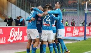 الجولة 25 من الدوري الايطالي نابولي يتمسك بالصدارة ويوفنتوس خلفه بفارق نقطة