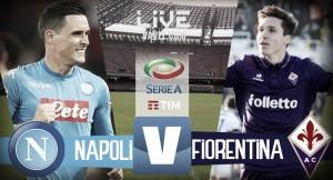 Napoli - Fiorentina in diretta, LIVE Serie A 2017/18 (0-0): il Napoli rallenta ancora, punto prezioso per la Viola!