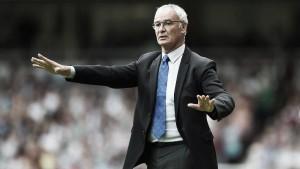 Claudio Ranieri: ''Durante la temporada hemos jugado con 12, no con 11''