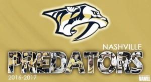 Nashville Predators 2016/17