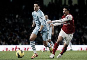 Nasri vehemently denies Arsenal return rumours
