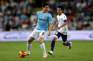Samir Nasri signs new five-year deal with Manchester City