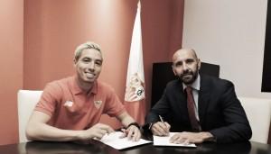 Samir Nasri es nuevo jugador del Sevilla