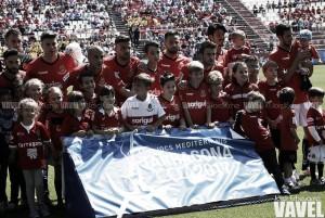 Ojeando al rival: Gimnàstic de Tarragona