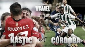 Previa Gimnàstic de Tarragona - Córdoba: obligados a ganar