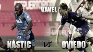 Previa Gimnàstic de Tarragona – Real Oviedo: solo valen los tres puntos