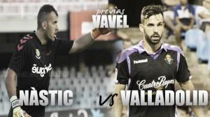 Gimnàstic de Tarragona – Real Valladolid: a la décima va la vencida