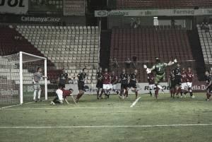 Nàstic 1-2 Lleida: los ilerdenses consiguen remontar y se llevan los tres puntos de Tarragona