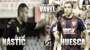 Previa Gimnàstic de Tarragona - Huesca: ahora toca ganar en casa