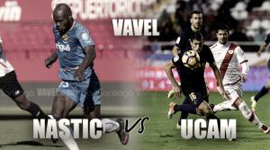 Previa Gimnàstic de Tarragona - UCAM: punto final a una dura temporada
