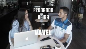 """Entrevista. Fernando Neira: """"Me gusta el remo porque sobresalen los requerimientos físicos que conlleva este deporte"""""""