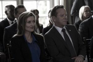 Natascha McElhone deixa o elenco de 'Designated Survivor' para trabalhar em nova série da Hulu