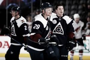Las ausencias de MacKinnon y Duchene, claves para el devenir de Colorado Avalanche