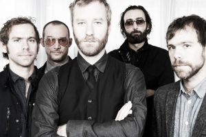 The National se ponen románticos en San Valentín