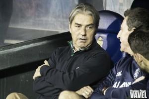 """Natxo González: """"Creo que la gente tiene que estar orgullosa de lo que ha visto en su equipo"""""""