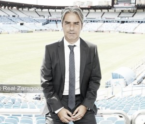 """Natxo González: """"Mejor que no se hable todavía del ascenso"""""""
