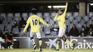 Barcelona B - Las Palmas: puntuaciones de Las Palmas, jornada 19 de Liga Adelante