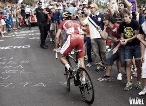 """Dani Navarro: """"El Tour es la carrera que más me gusta"""""""